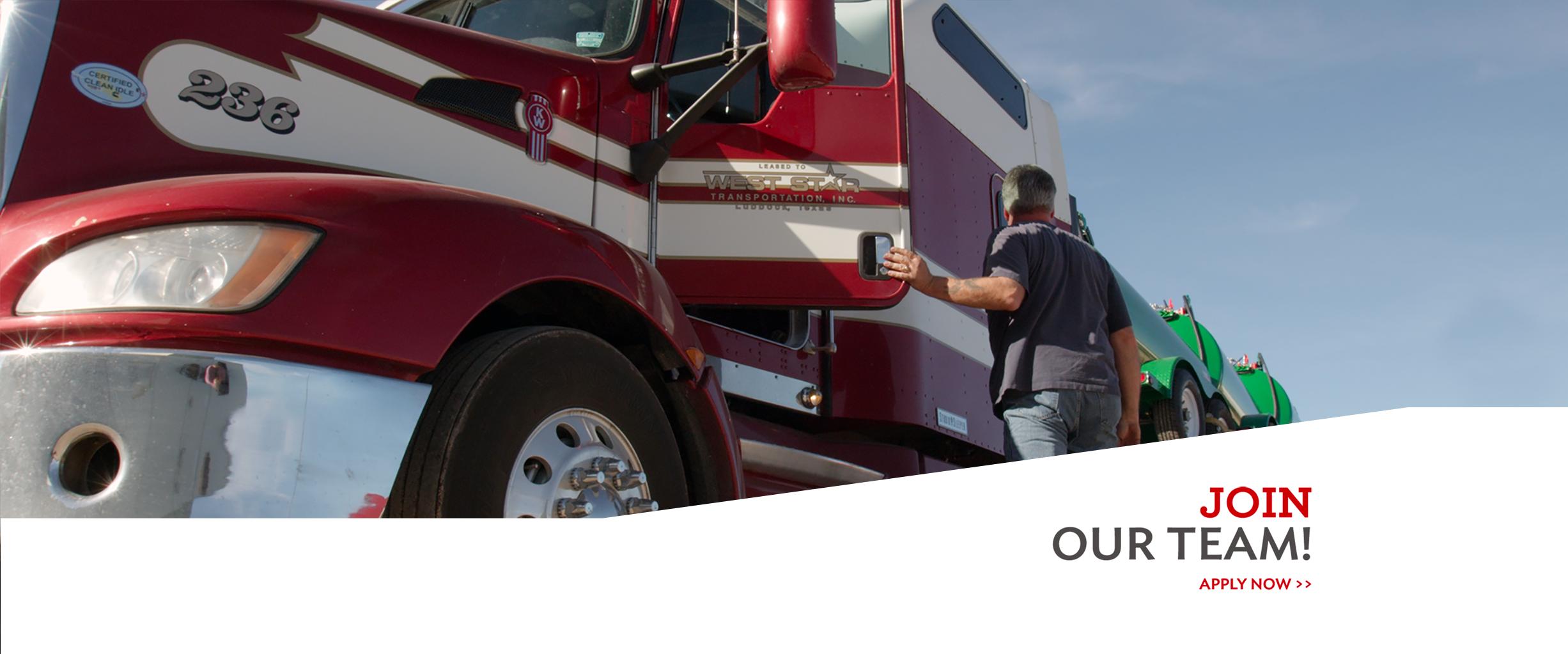 Trucking Company - West Star Transportation